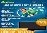 PROMOÇÃO TV Brasilcard!